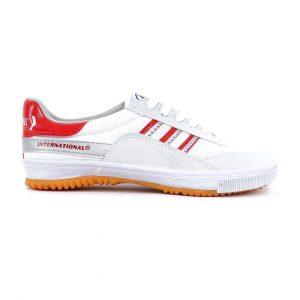 sepatu capung kodachi 8116 merah silver 1