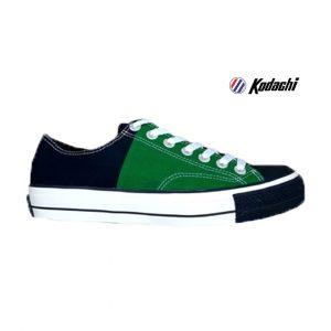 sepatu-capung--kodachi-Chicago-Low Black green-hitam hijau--ykraya-sepatu-capung--5
