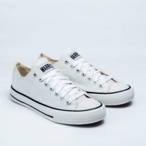 sepatu warrior sparta lc low putih white